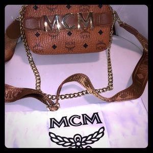 MCM crossbody/Satchel